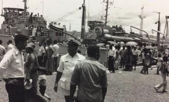The Four Navies Of Fiji