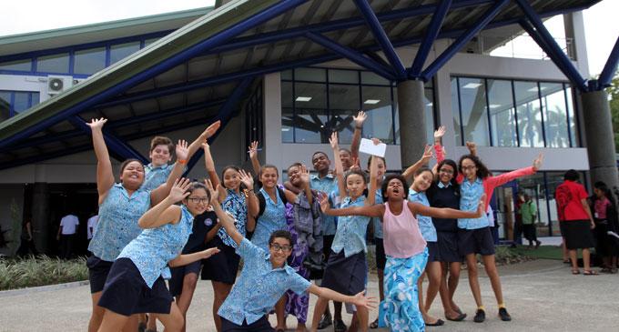 Fiji Sun – International School Suva