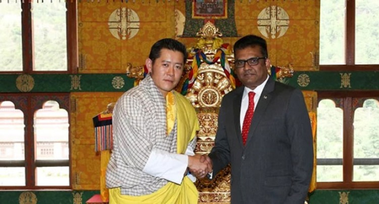 Fiji, Bhutan Strengthen Ties