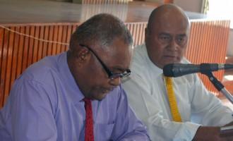 Water, Electricity Tops Agenda