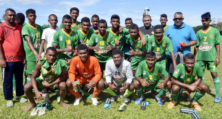 Namumu Scores Twice For Nadi