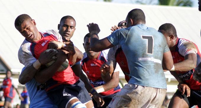 Namosi End Suva's Run