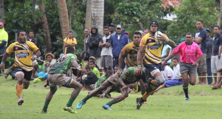 Namosi Too Good For Tailevu