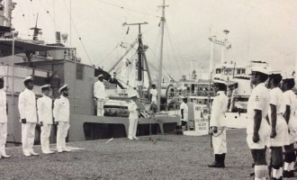 The Four Navies In Fiji