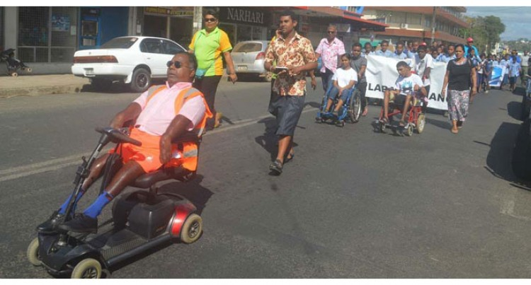 Disability Day Commemorated