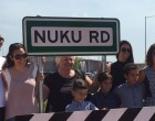 Darwin Road Named After Fijian