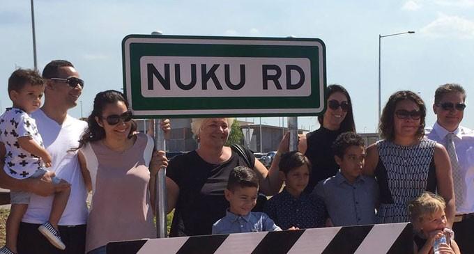 Darwin Road Named After Fijian