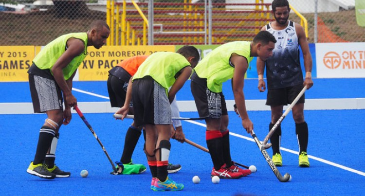 Fijian Hockey Chases Title Defence