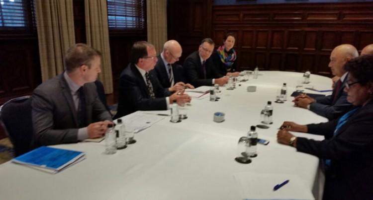 Ratu Inoke At PIF Foreign Affairs Meet