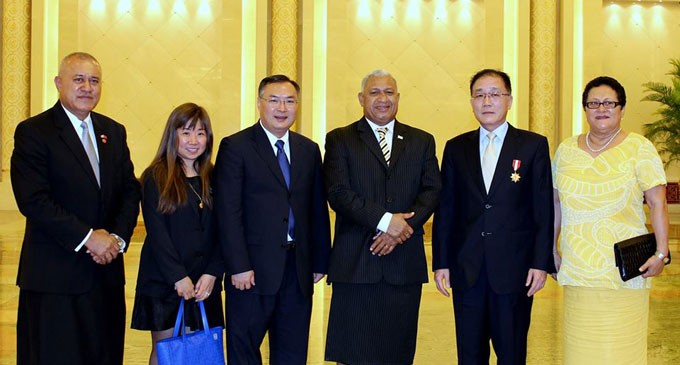 PM Firm In China Talks
