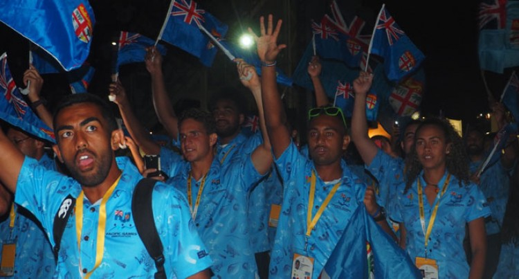 Team Fiji, NZ Booed By PNG Crowd