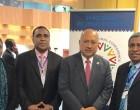 Ratu Inoke Tells Big Talks: Climate Risk