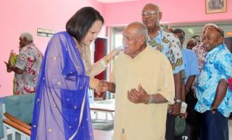 Minister Akbar Calls For Better Elderly Care