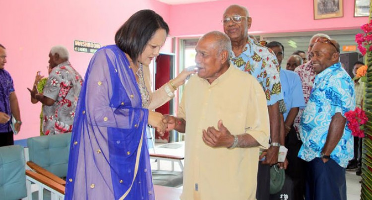 Minister Akbar Calls For Better Elderly Care