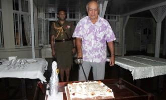 Ratu Epeli: 'I Started As Waiter'