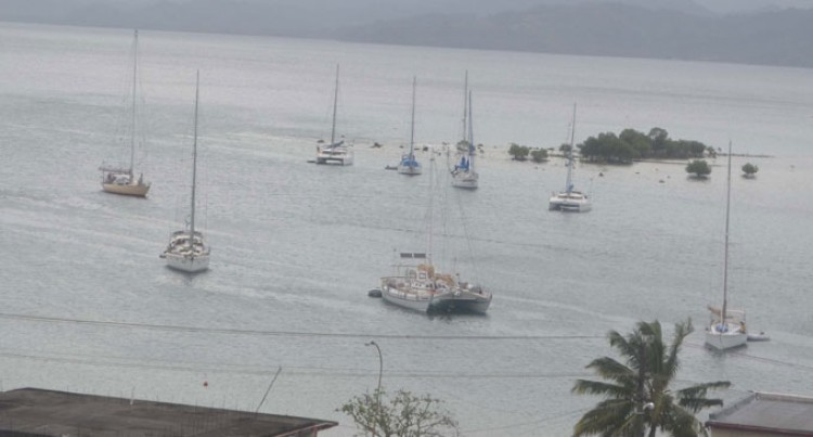 Concern Over Derelict Yacht