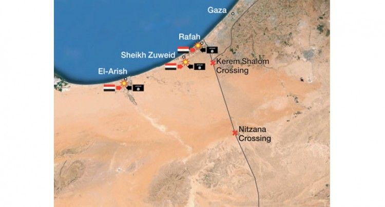 OPINION: How Egypt Lost Sinai Long Before The ISIS Attacks
