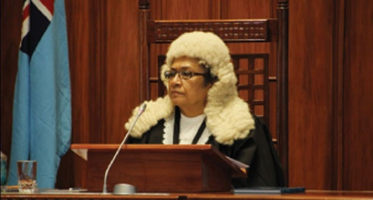 Opposition Bills 'Not Competent': Speaker
