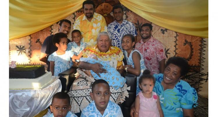 Our Long-serving MP Reveals  Secrets To Long Life