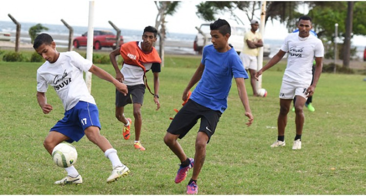 Suva Aims For Good Start