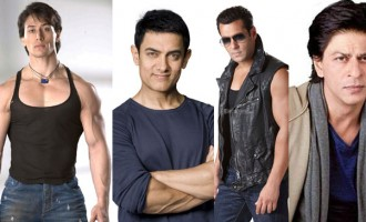 Tiger Shroff: Don't Want To Work With The Khans