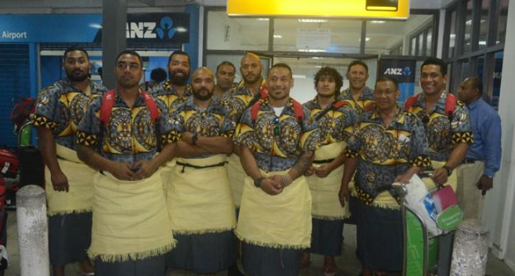 Tongans Here