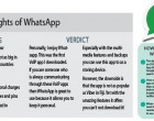 Let's Review WhatsApp