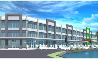 FNPF Opens Greig Street Complex For Lease Now