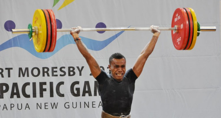 Tawai Wins Fourth Gold
