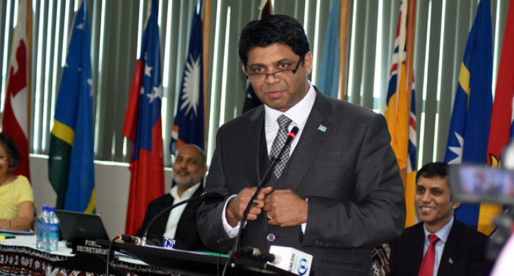 Fiji, Pacific-ACP  Stand In Solidarity
