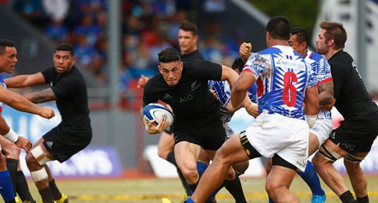 All Blacks Survive Pacific Scare