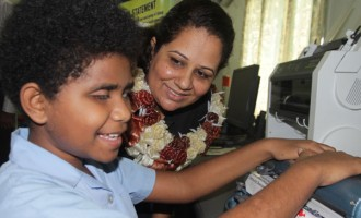 Help For Visually-Impaired Kids
