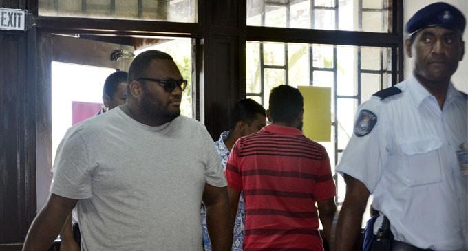 Drug Bust Suspect In Court