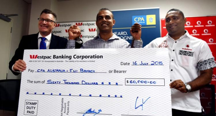 Westpac, Vodafone Boost CPA Congress Sponsorship