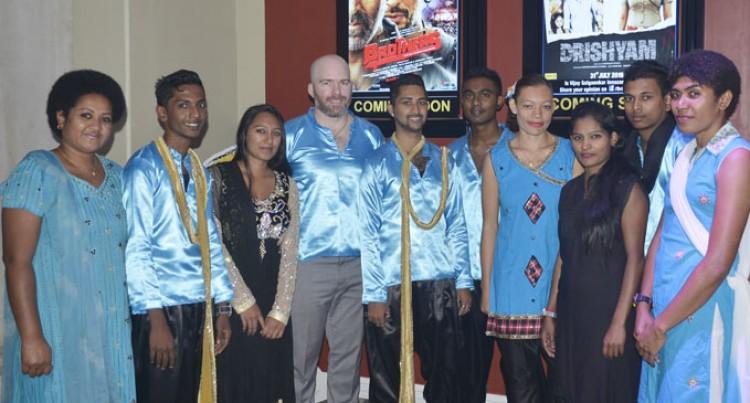 Nadi Cinema Staff In Eid Colours