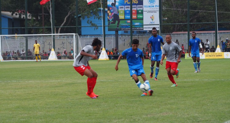 Fijians Play In Bronze Playoff