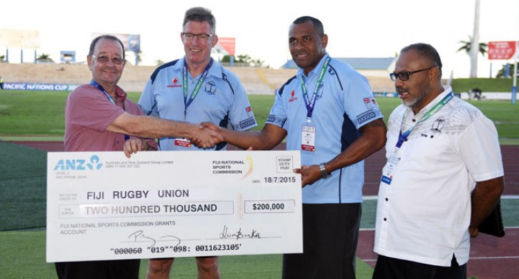 $200k For Our Flying Fijians