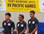 Our Men Outclass Palau