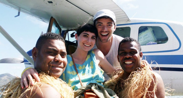 TV Celebrity Gives Fiji Credit For A Great Vacation