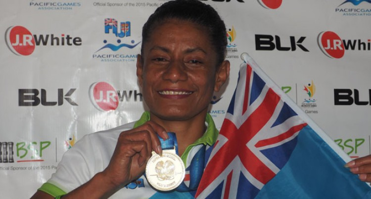 Gold Win For Rodan, Taubakoa