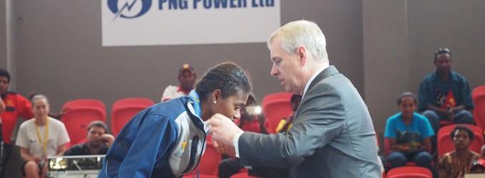 Malani Wins First  Medal For Fiji