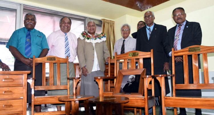 PM Returns Old Furniture To Church