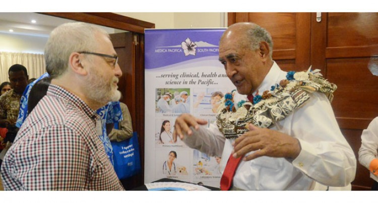 Ratu Epeli Concerned With Pacific STI/HIV