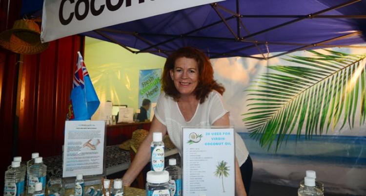 Coconut Company Launch Forecasts Major Export Drive