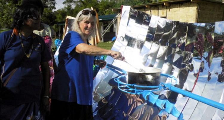 Solar Cooker Joy