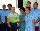 Tuitubou Urges Team Fiji