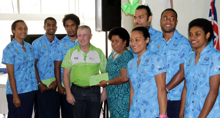 Tuitubou Urges Team Fiji