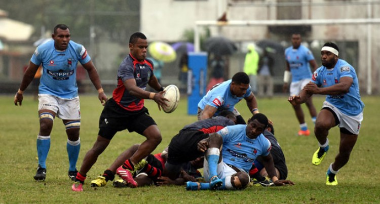 Suva  Fightback To Win