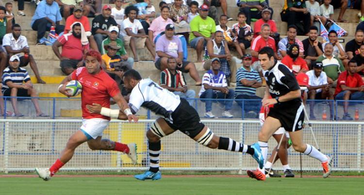 Fijians Triumph