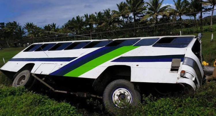 BREAKING: Bus Accident In Navua Claims Life of Pedestrian